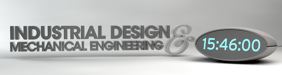 Industrial design & Mechanical engineering